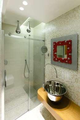 Salle de bains de style  par ARCHILAB architettura e design