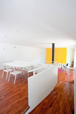 modern Dining room by Cadaval & Solà-Morales