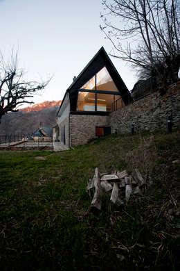 moderne Häuser von Cadaval & Solà-Morales