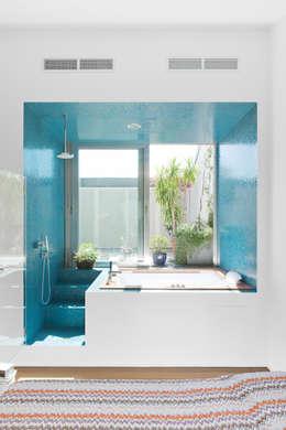 Projekty,  Łazienka zaprojektowane przez roberto murgia architetto