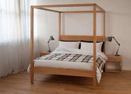 Chambre de style de style Moderne par Natural Bed Company