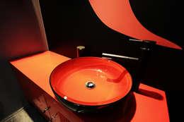 Baños de estilo  por TG STUDIO
