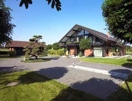 บ้านและที่อยู่อาศัย by DAVINCI HAUS GmbH & Co. KG