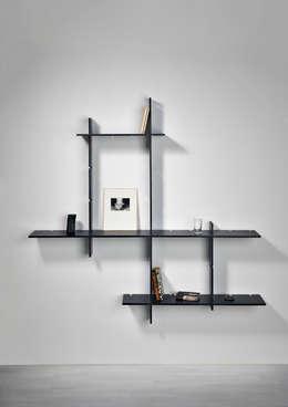 scandinavian Living room by Delica
