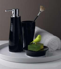 Ванная комната в . Автор – Lucarelli Rapisarda Architettura & Design