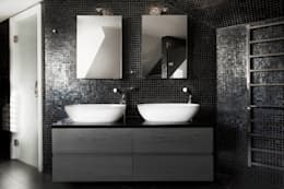 Luxury Bathroom : modern Bathroom by Emma Hooton Ltd