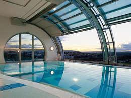 Lehmann Art Deco Architekt:  tarz Ofis Alanları