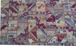 Paredes y pisos de estilo moderno por Carpetfil Alfombras, s.l.