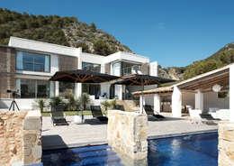 Maisons de style de style Minimaliste par Octavio Mestre Arquitectos