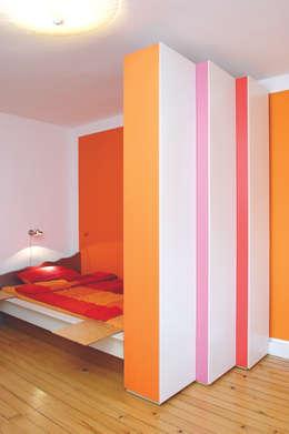 Dormitorios infantiles  de estilo  por tricform