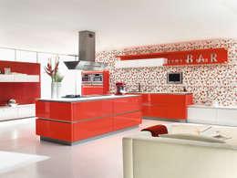 Küche Als Wohnmöbel: Von Frigge Bau Und Möbeltischlerei