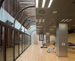 Fitnessraum von Octavio Mestre Arquitectos