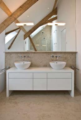 Banheiro  por Pientka - Faszination Naturstein