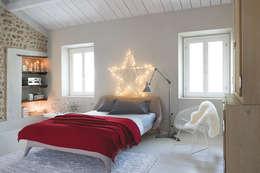 غرفة نوم تنفيذ archiplanstudio