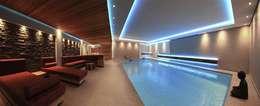 modern Pool by Ralf Keller