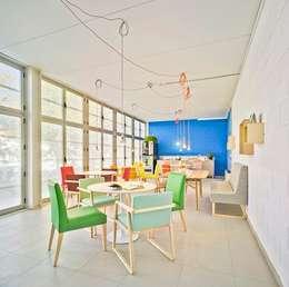Wohnzimmer von Javier Herrero* Studio