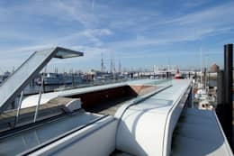 Patios & Decks by FLOATING HOMES
