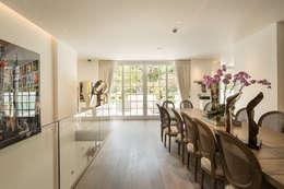 XUL Architecture: modern tarz Yemek Odası