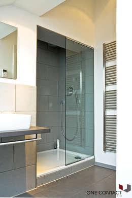 Bathroom by ONE!CONTACT - Planungsbüro GmbH