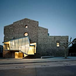 Musea door Dc arquitects