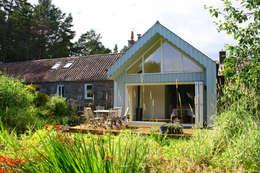 Projekty,  Kuchnia zaprojektowane przez Fife Architects