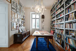 Wohnung D: Studio in stile  di Christian Schwienbacher