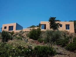 Casas modernas por Paul Franceschi