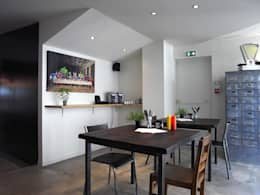 Gastronomie von Allegre + Bonandrini architectes DPLG