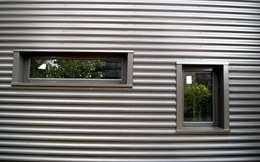 industrial Houses by Allegre + Bonandrini architectes DPLG