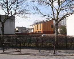 modern Houses by Allegre + Bonandrini architectes DPLG