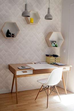 Skandinavische Wohnzimmer Von Gwenaelle Hoyet