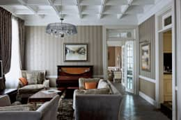 classic Living room by Scultura & Design S.r.l.