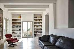 moderne Woonkamer door vps architetti