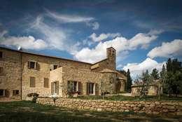 Casas de estilo moderno de vps architetti