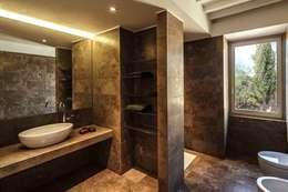 moderne Badkamer door vps architetti