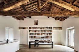 modern Study/office by vps architetti