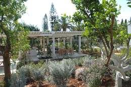 ausgefallener Garten von Scultura & Design S.r.l.