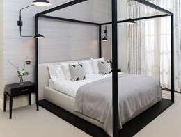 Dormitorios de estilo ecléctico de homify