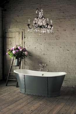 Aston Matthews: klasik tarz tarz Banyo