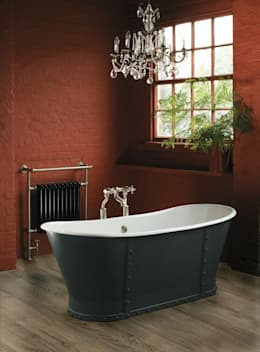 classic Bathroom by Aston Matthews