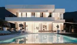Piscinas modernas por monovolume architecture + design