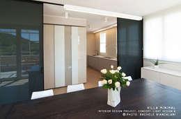 Projekty,  Salon zaprojektowane przez Rachele Biancalani Studio