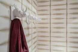 Salle de bain de style de style Méditerranéen par Laura Yerpes Estudio de Interiorismo
