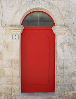 Windows & doors  by Studio Ricciardi Architetti