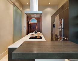 Kitchen Architecture: modern tarz Mutfak