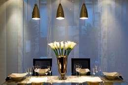 Salle à manger de style de style Moderne par kt-id