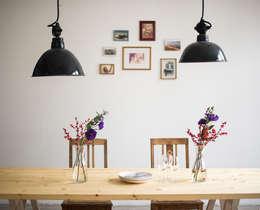 Tischplatte Stemke: skandinavische Esszimmer von ekomia
