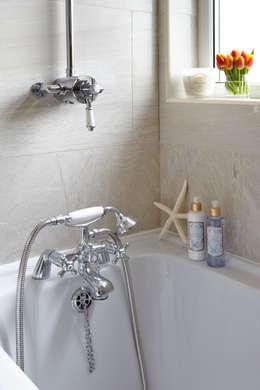 eclectische Badkamer door LEIVARS