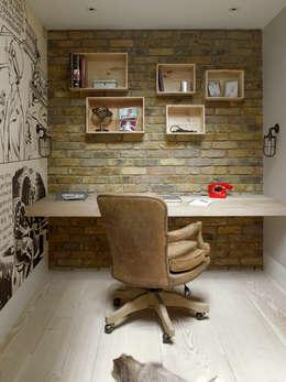 Projekty,  Przestrzenie biurowe i magazynowe zaprojektowane przez LEIVARS
