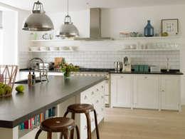 Projekty,  Kuchnia zaprojektowane przez LEIVARS